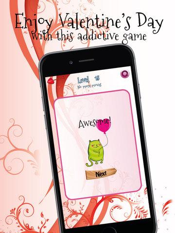 玩免費遊戲APP|下載Valentine Blast: Blast flowers with Your couple! app不用錢|硬是要APP