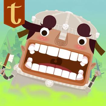 Toothsavers Brushing Game LOGO-APP點子