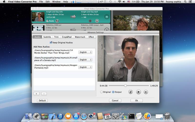 Final Video Converter Pro Screenshot - 3