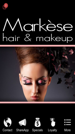 Markese Hair Makeup