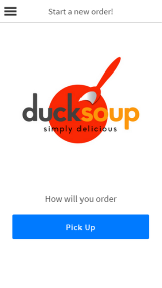 Duck Soup Ordering
