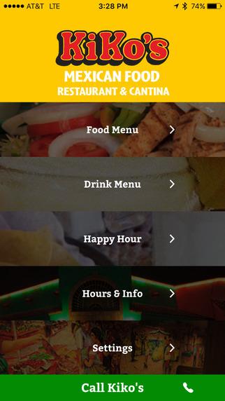 Kiko's Mexican Food