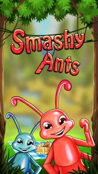 Smashy Ants - Tap Smash Kill