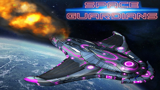 Space Guardians - shooter