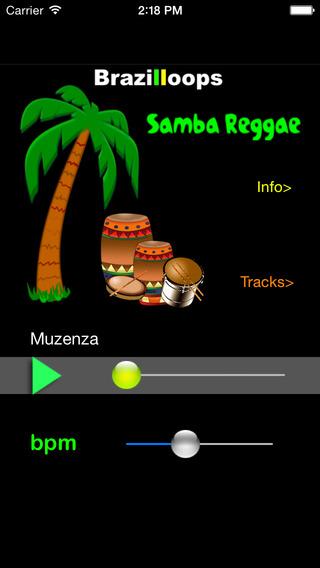 Brazilloops Samba Reggae
