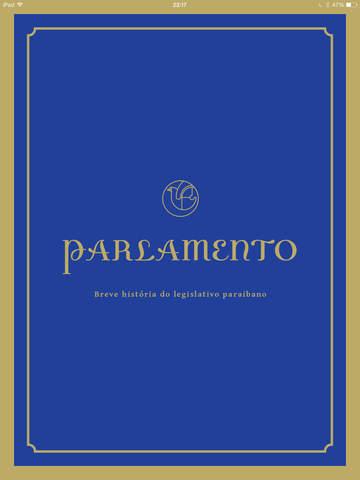 Livro Parlamento ALPB