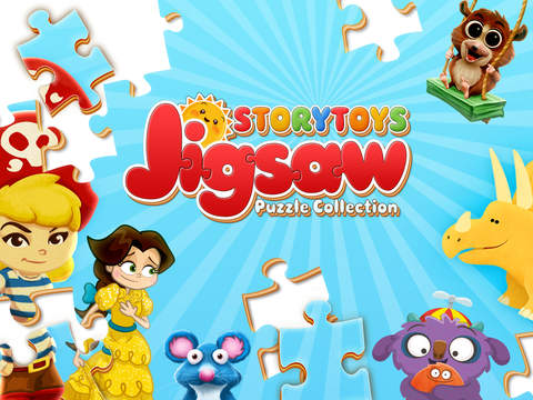 玩免費遊戲APP|下載The StoryToys Jigsaw Puzzle Collection app不用錢|硬是要APP