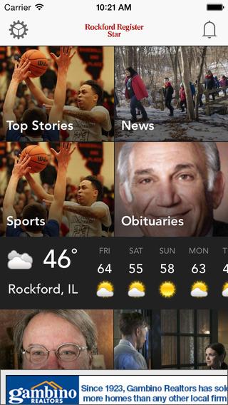 Rockford Register Star IL