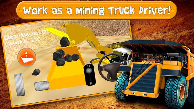 Mining Truck Driver Simulator 3D