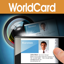 WorldCard Mobile - business card reader & business card scanner - iOS Store App Ranking and App Store Stats