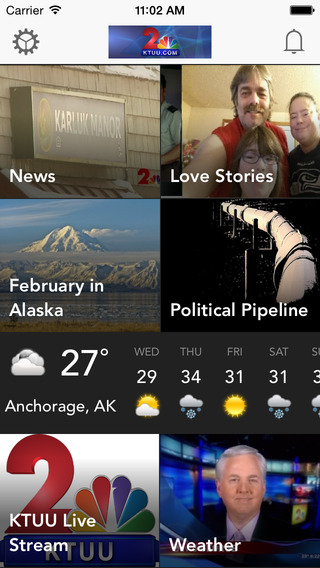 KTUU News From Anchorage Alaska