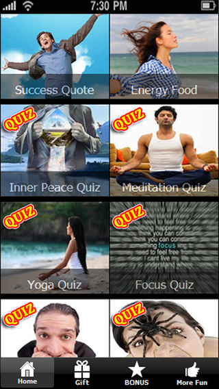 Happy or Not Quiz - Test your psychological and spiritual knowledge about Inner Peace here