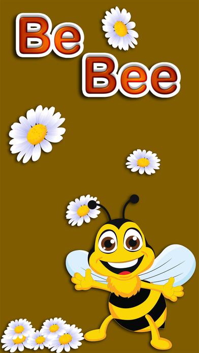 Be Bee - Beo Bees Game iPhone Screenshot 1