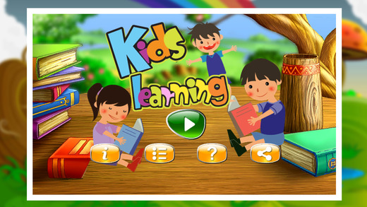 Kids Learning App