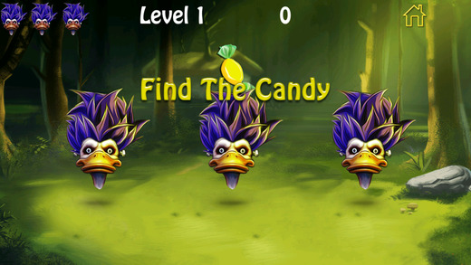 Candy Duck Shooter Pro - cool hidden candy puzzle