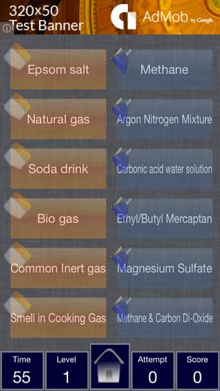 Chemistry Match Free