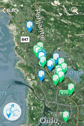 IndoorAtlas MapCreator screenshot 1