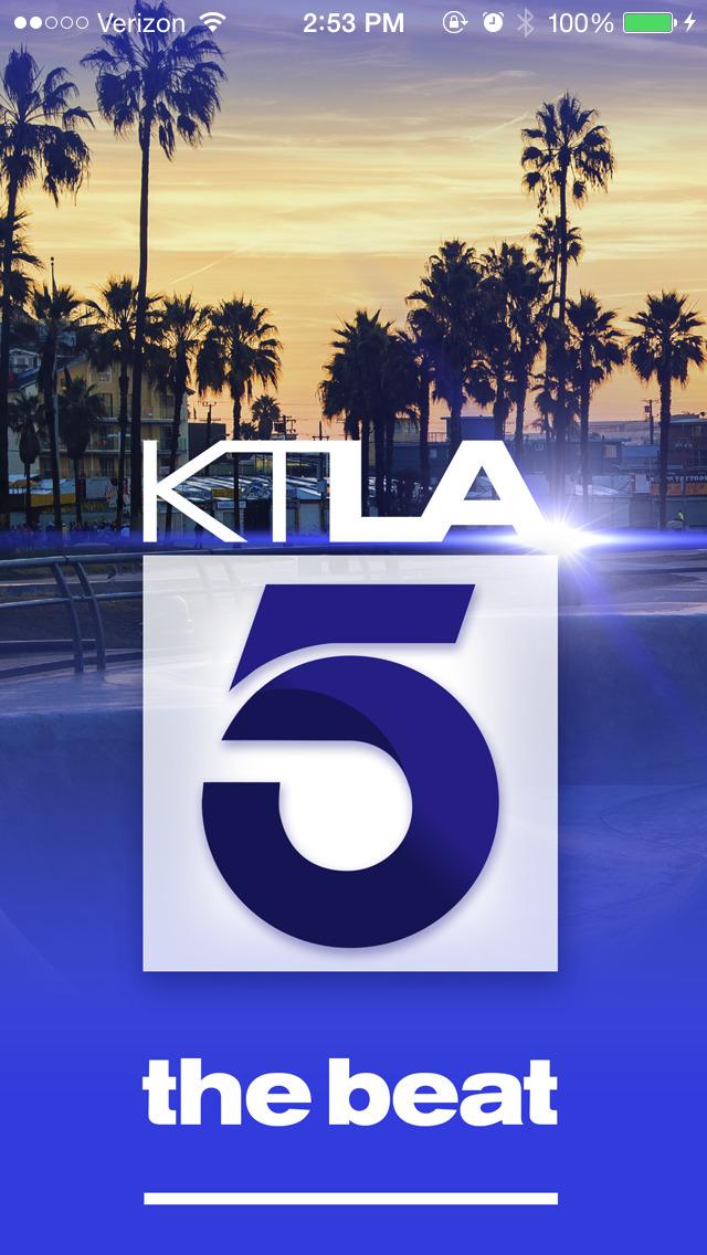 KTLA 5 News screenshot 1