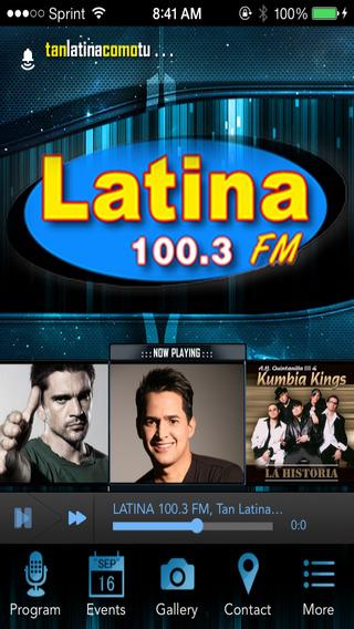 Latina 1003 FM