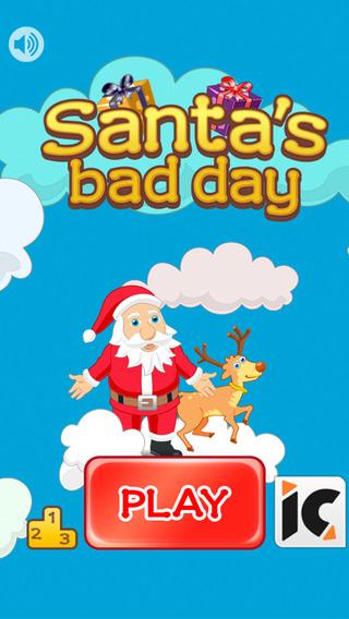 Santa's Bad Day - A Fun filled Christmas Adventure