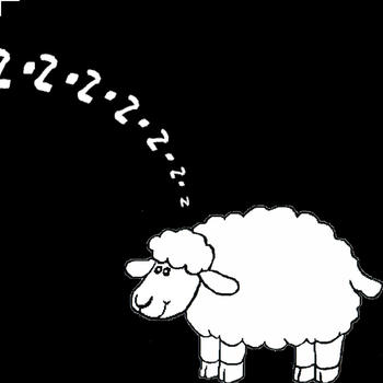 Count Sheep, Fall Asleep. Do When You Cannot Sleep