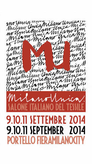 Milano Unica September 2014