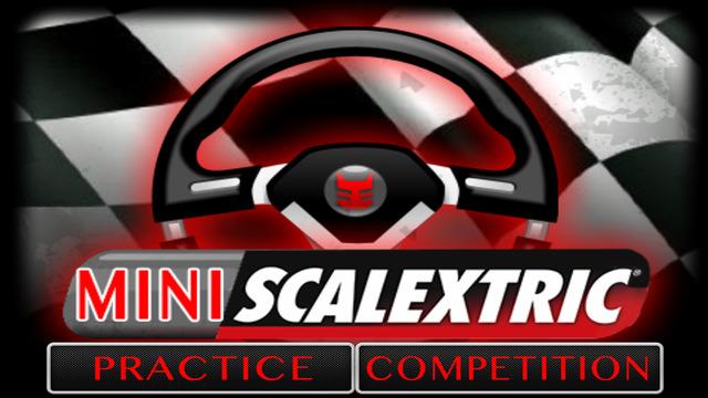 Mini Scalextric Racer