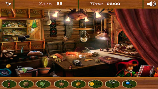 Hidden Objects Games22222