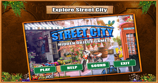 Street City - Find Hidden Objects