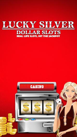 Lucky Silver Dollar Slots - Real life slots Hit the Jackpot