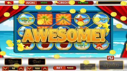Screenshot 4 777 Jackpot Slots партияотпуск и рыба Gold игрыказинобесплатно