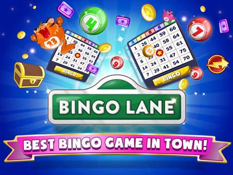 Bingo Lane HD - FREE Bingo Game