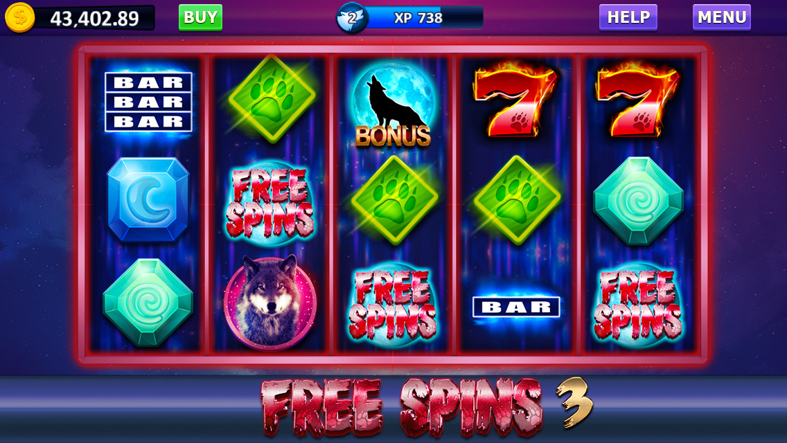 howling wolf slot machine