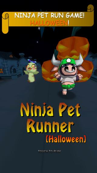 NinjaPetRunner