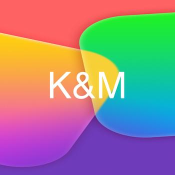 K&M HAIRS 生活 LOGO-玩APPs