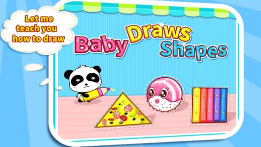 Draw Shapes-BabyBus Screenshots