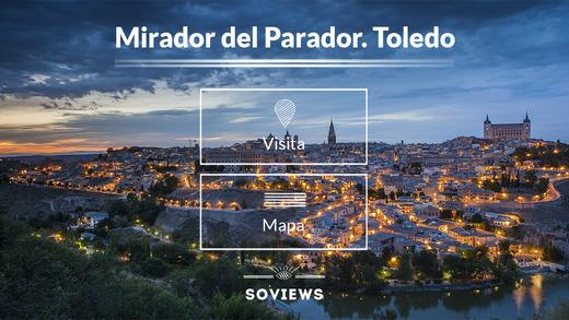 Mirador del Parador de Toledo