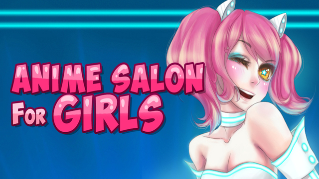 Anime Salon For Girls