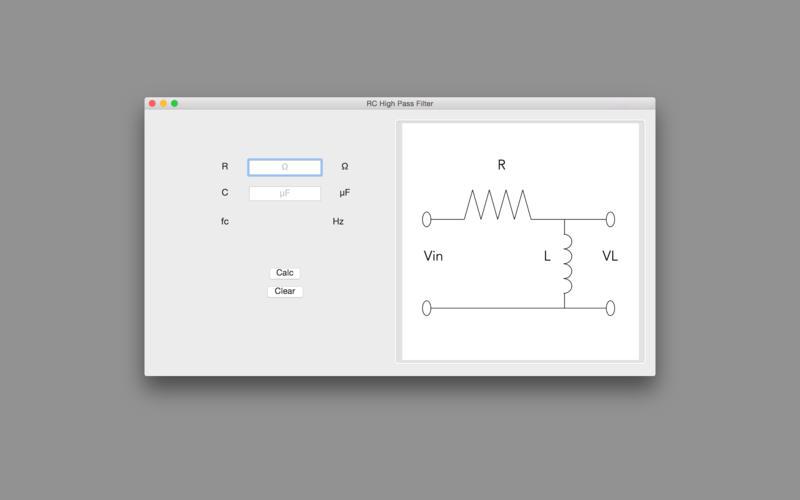 CircuitCalc Screenshot - 2
