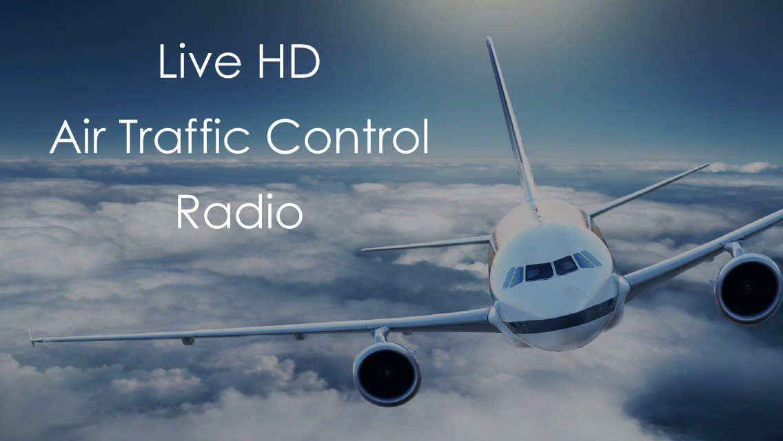 app shopper live air traffic control radio for. Black Bedroom Furniture Sets. Home Design Ideas