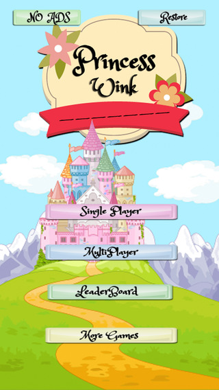 Princess Wink - Cute Match 3 Game for Girls