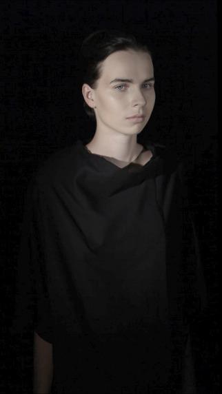 Portrait Series No.1 by Carina Hesper