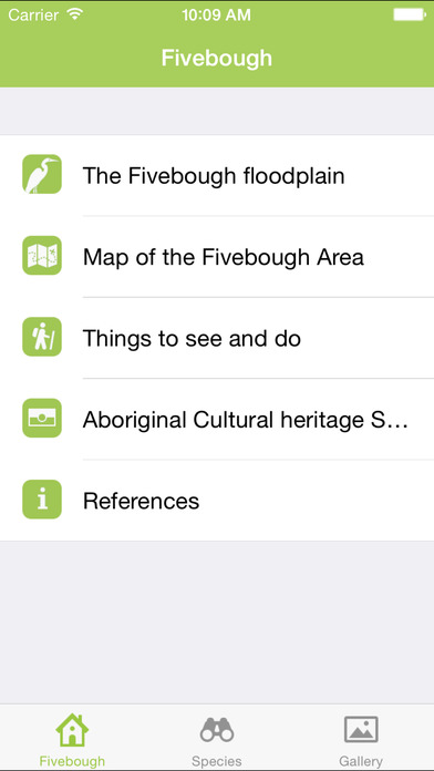 download Fivebough and Tuckerbil apps 1
