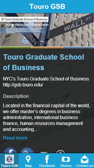 Touro GSB