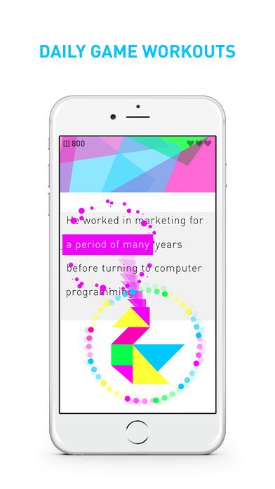 Elevate - Brain Training Screenshot