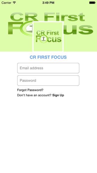 CR First Focus