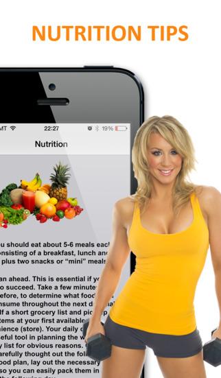 Women Home Fitness – Ежедневные Упражнения Тела Скриншоты6