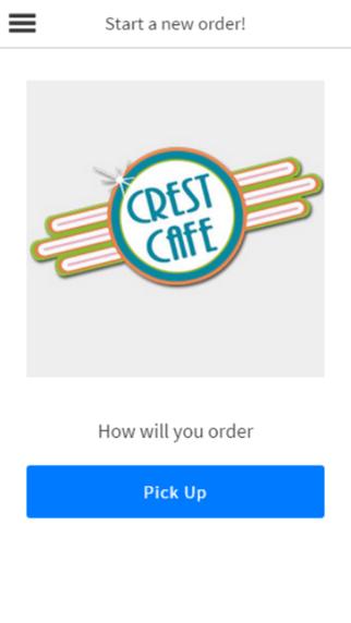 Crest Cafe