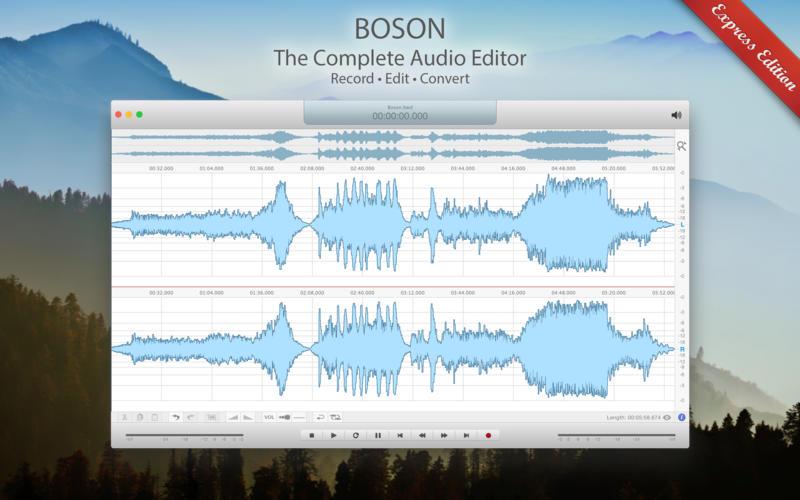 Boson Express Screenshot - 1