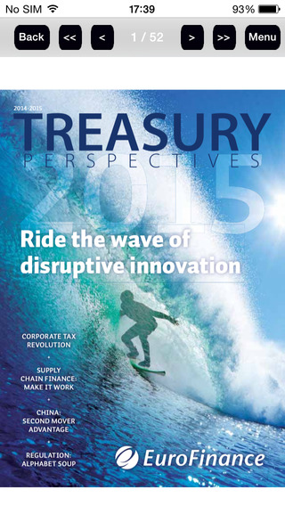 Treasury Perspectives